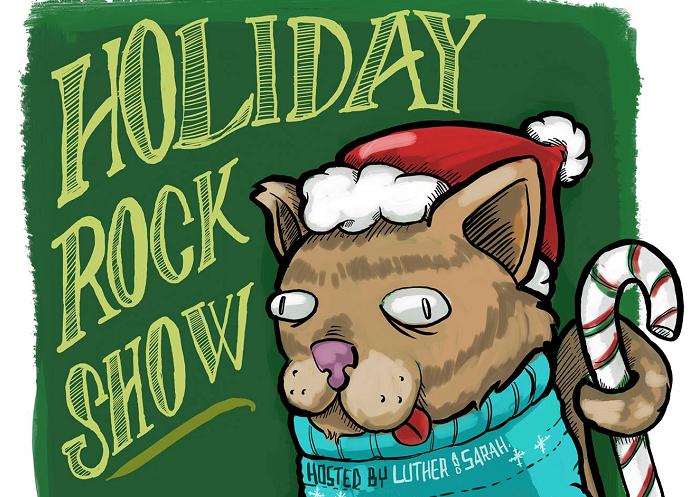 Holiday Rock Show, Kingston, Ontario