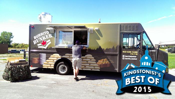 food trucks, city council, Kingston, Ontario