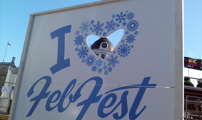 Feb Fest, Kingston, Ontario