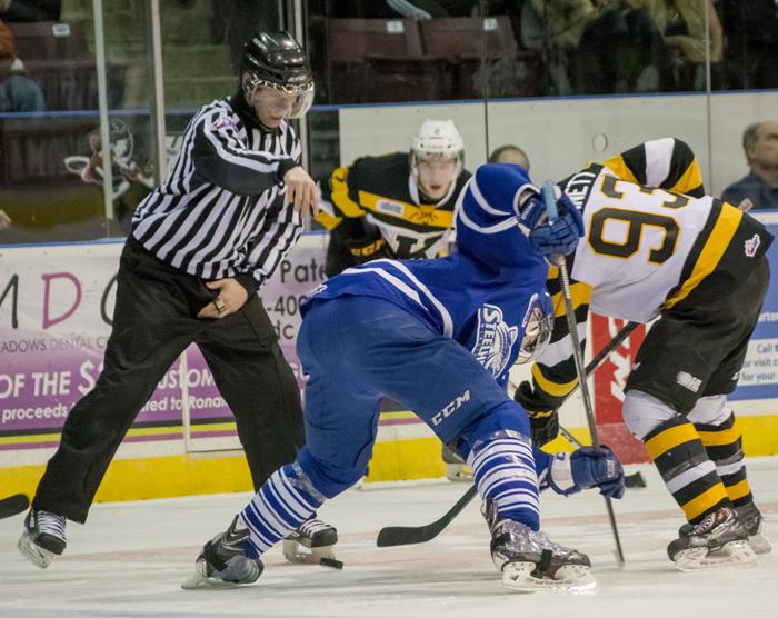 Kingston Frontenacs, playoffs, Ontario
