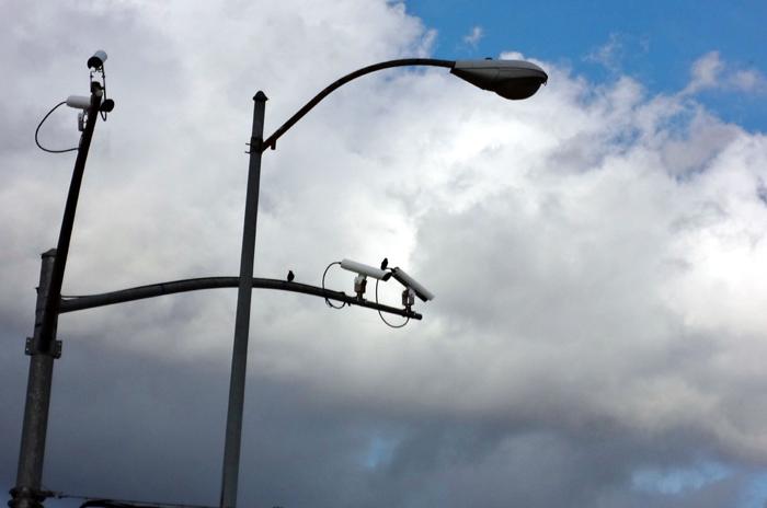 Red Light Cameras, Kingston, Ontario