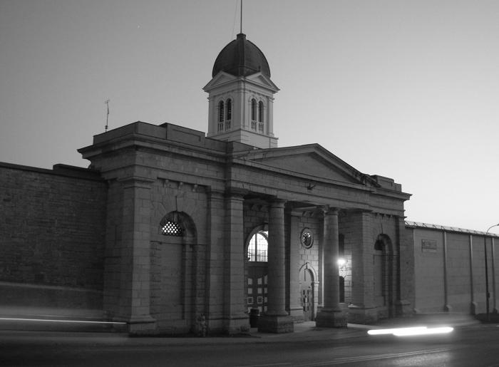 Kingston Penitentiary, KP Tours, Kingston, Ontario
