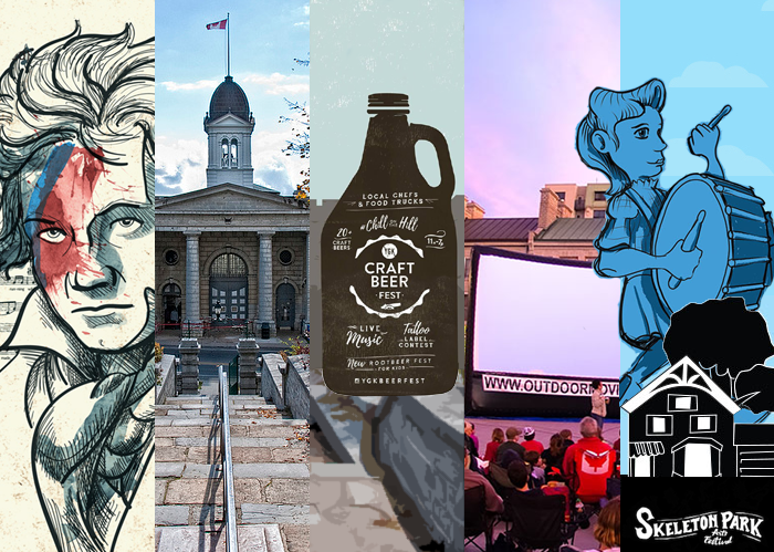 top five things to see and do in May, Kingston, Ontario