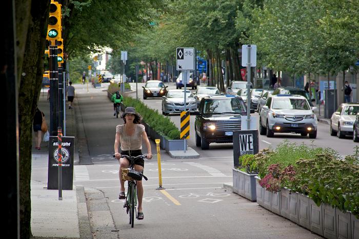 bike safety, bike lanes, Kingston, Ontario