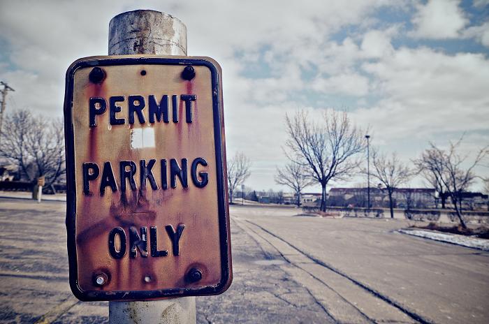 parking, parking permits, downtown Kingston, Kingston, Ontario