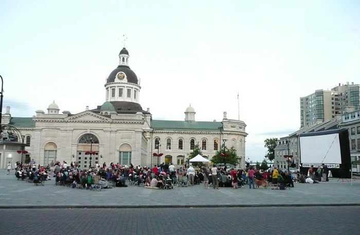 staycation, summer, Kingston, Ontario
