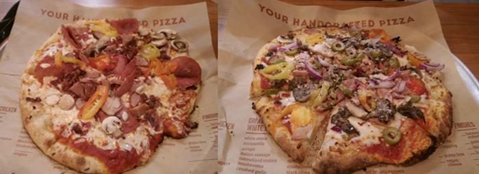 Score Pizza, Kingston, Ontario