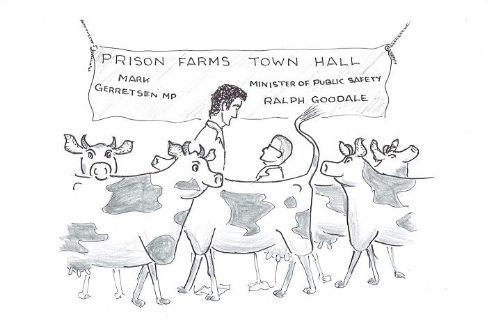 prison farms, town hall, Kingston, Ontario