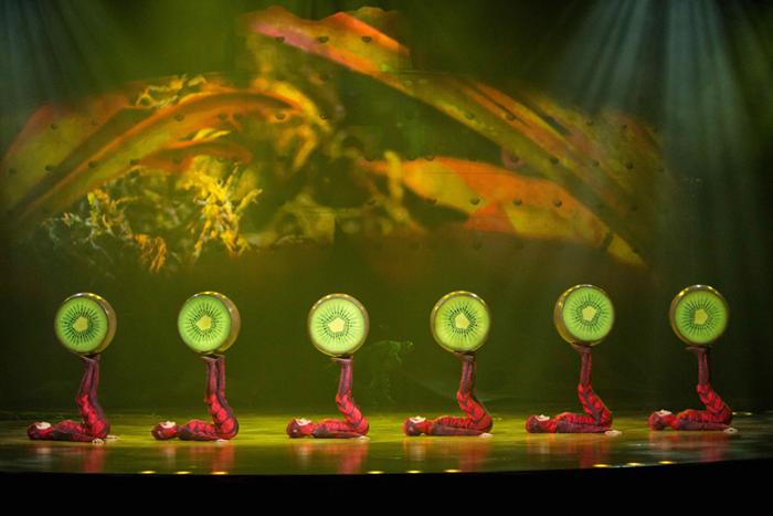 Cirque du Soleil OVO, Kingston, Ontario
