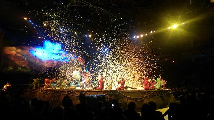 Cirque de Soleil OVO, Kingston, Ontario