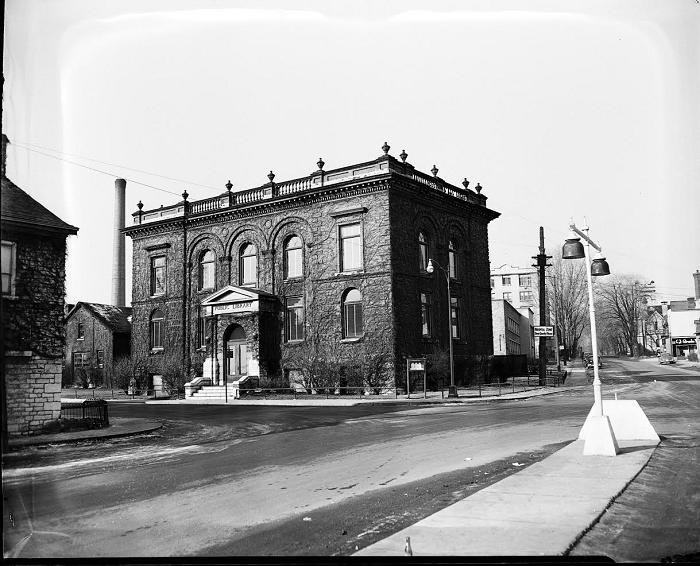 Kingston Public Library, Bagot and Brock Branch