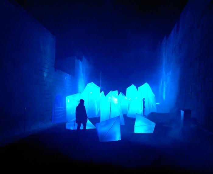 Lumina Borealis, Fort Henry, Kingston, Ontario