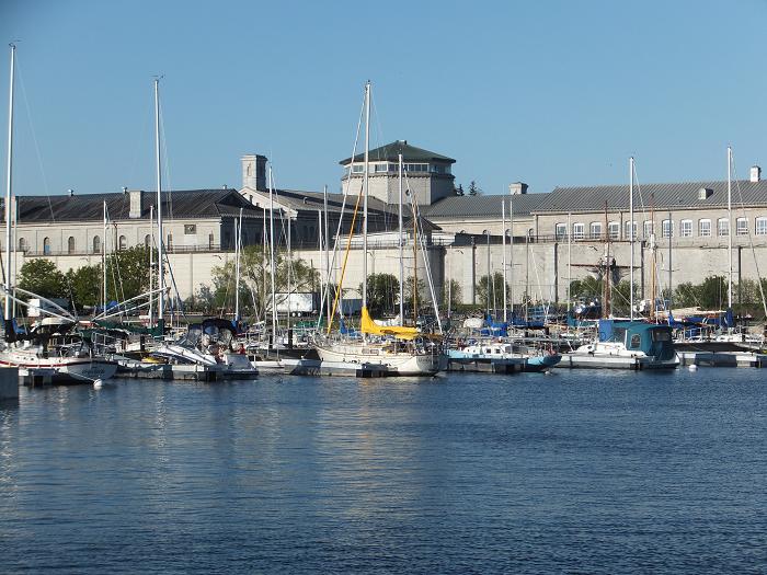 ygkchallenge, Kingston Penitentiary, Portsmouth Olympic Harbour, Kingston, Ontario