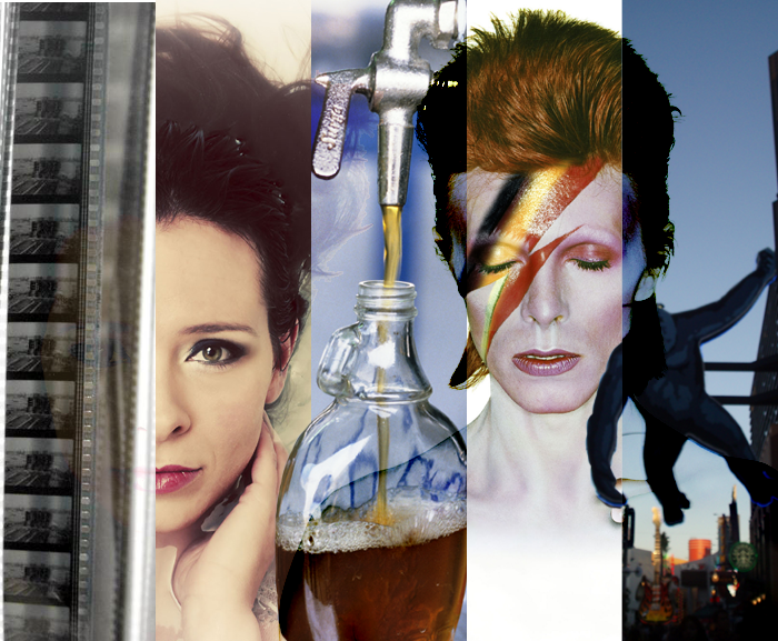 Top Five Things to See and Do in March 2017, Kingston Canadian Film Festival, Miss Emily, Maple Madness, David Bowie Weekend, King Con, Kingston, Ontario