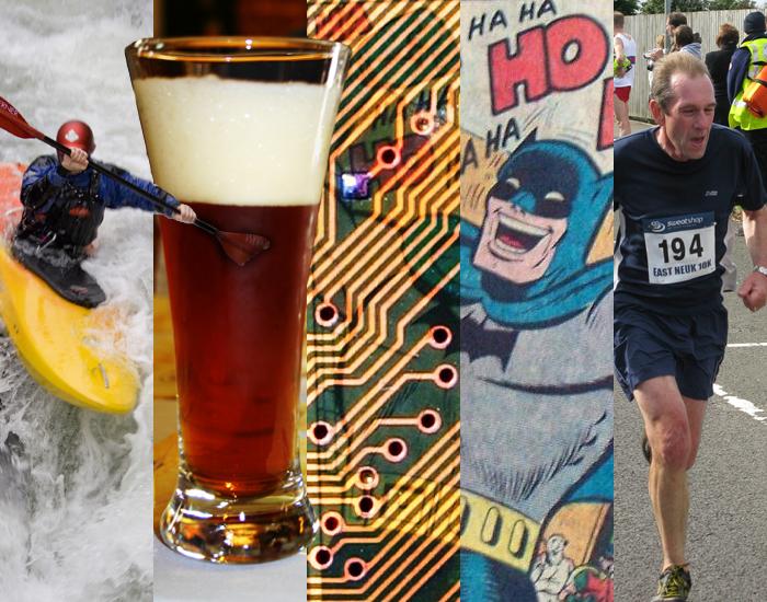 Reel Paddling Film Festival, Kingston Craft Beer Festival, Electric Circuits Festival, Comic Con, Limestone Race Weekend, Kingston, Ontario