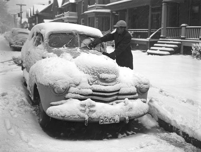 winter, Kingston, Ontario