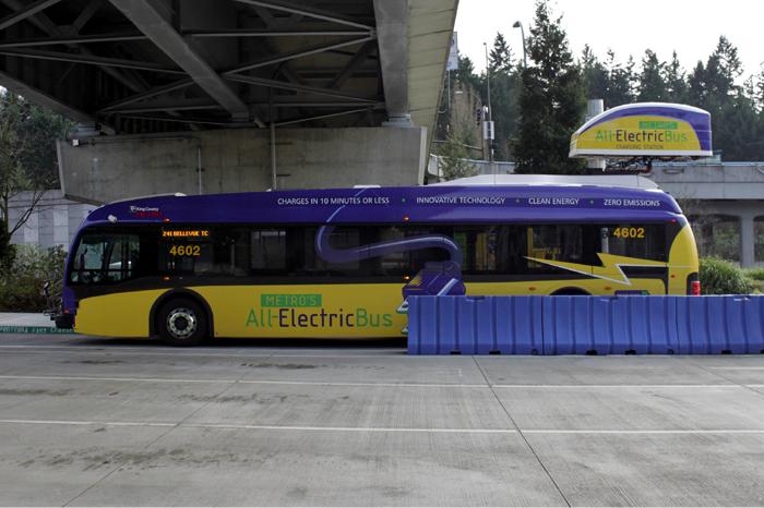electric bus, Canadian Urban Transit Research and Innovation Consortium, Kingston Transit, Ontario