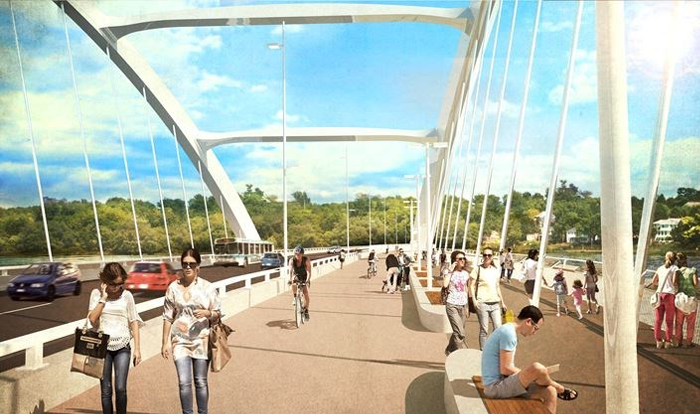 Estimated Cost for Third Crossing Rises to $180 Million, Kingston, Cataraqui River