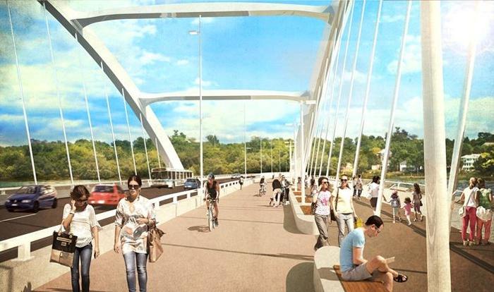 Third Crossing, bridge, Kingston, Ontario