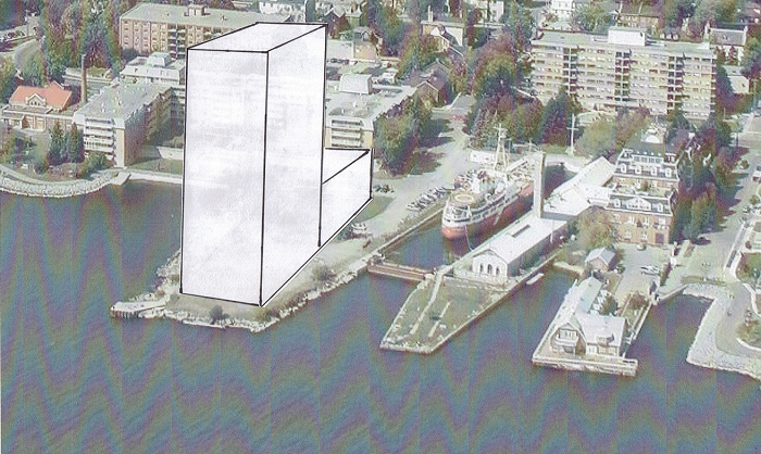City Planning Committee, Patry Inc., Jay Patry, Marine Museum of the Great Lakes, condominium proposal, Kingston, Ontario