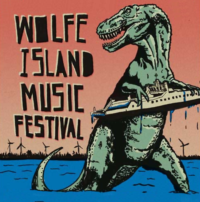 Wolfe Island Music Festival, Kingston, Ontario