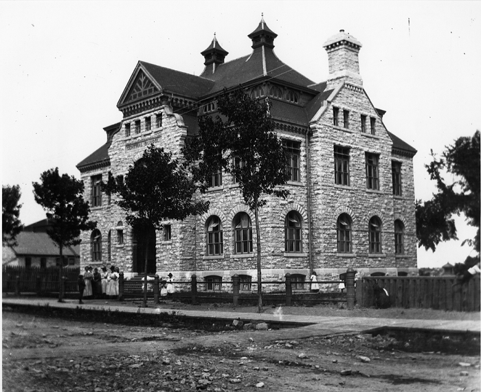 Central Public School, Kingston, Ontario