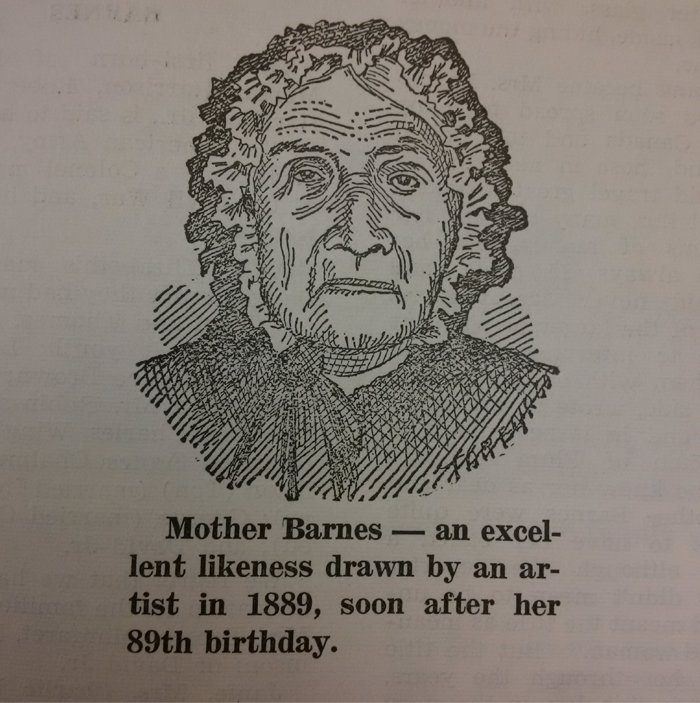 Mother Barnes, The Witch of Plum Hollow, Halloween, Kingston