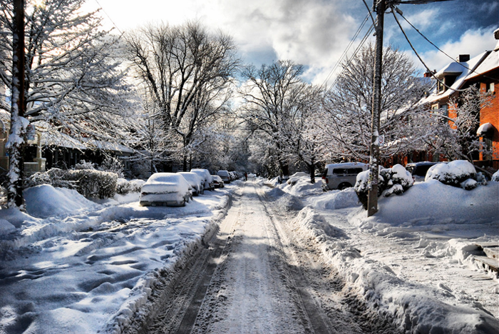 snowplowing, snow clearance, city of kingston