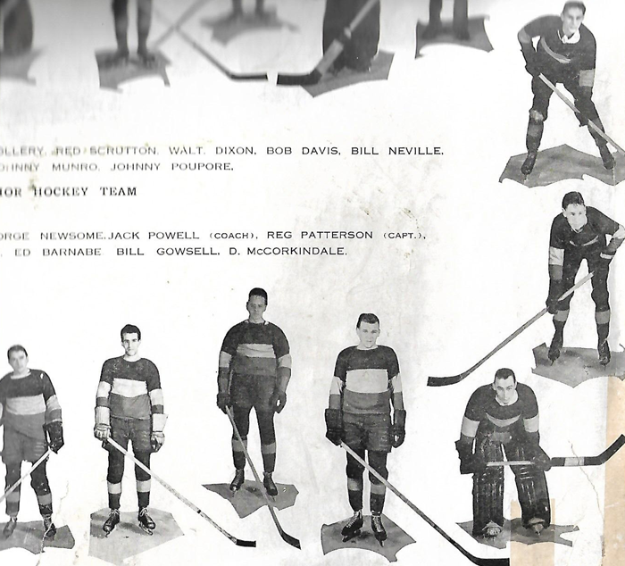 hockey, history, Kingston, Ontario