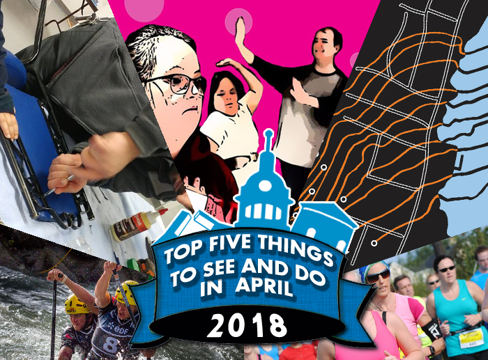 Top Five Events in April 2018,Best Events in April 2018, Kingston, Ontario