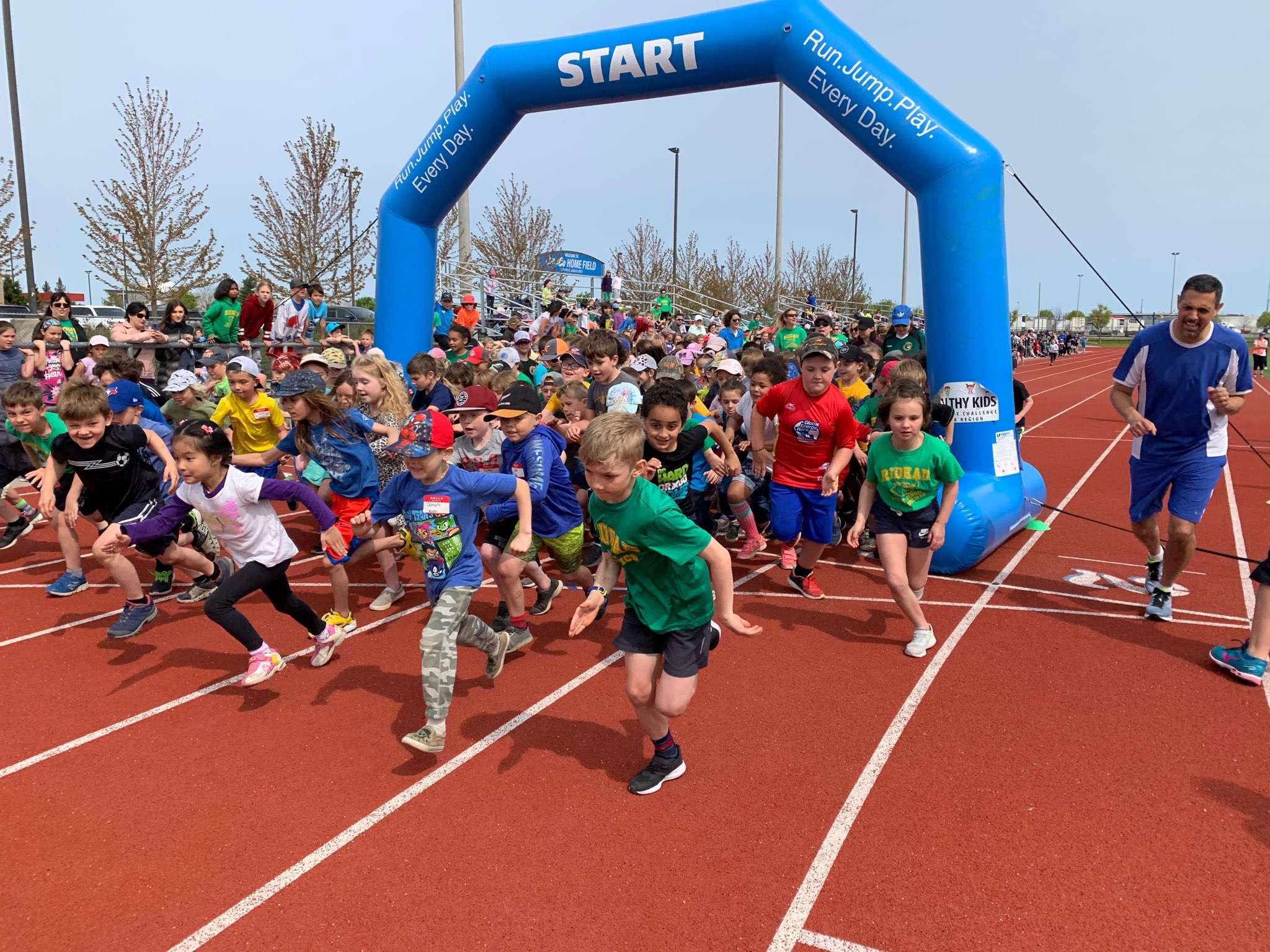 Marathon Club sees over 2,200 students reach their personal running goal