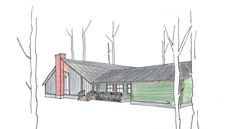 Proposed new RKY Camp dining hall