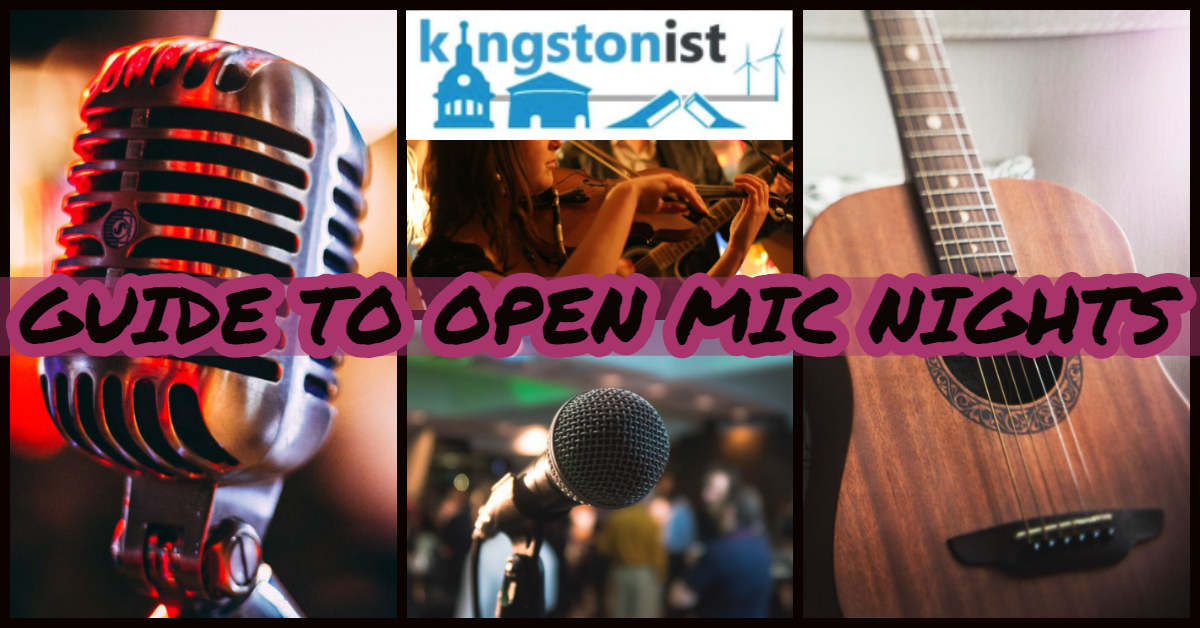 Guide to open mic nights