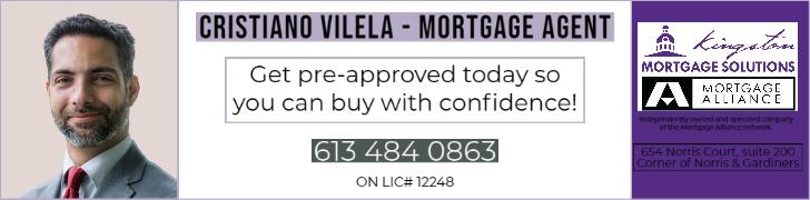 Cris Vilela - mortgage agent
