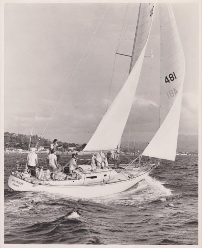 Legendary Canadian racing yacht coming to the Marine Museum
