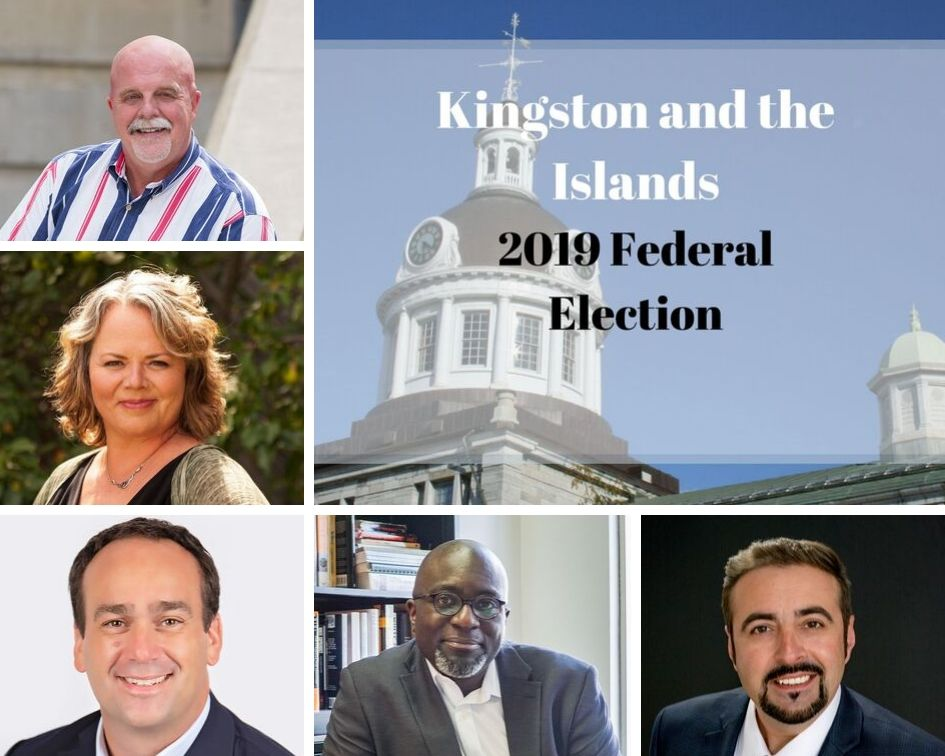 How Kingston & the Islands federal election candidates are spending election day