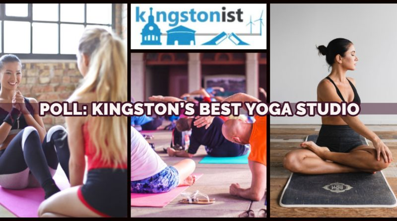 Kingston's Best Yoga Studio