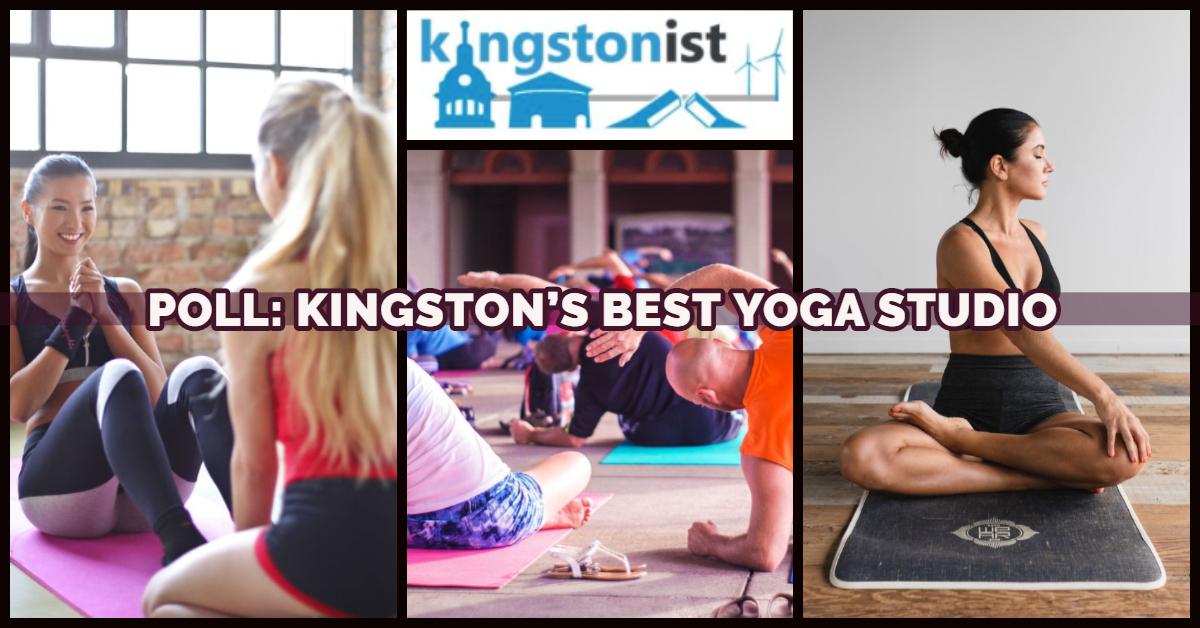 Kingston's Best Yoga Studio