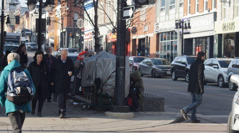 Letter: Kingston's homeless population deserves better