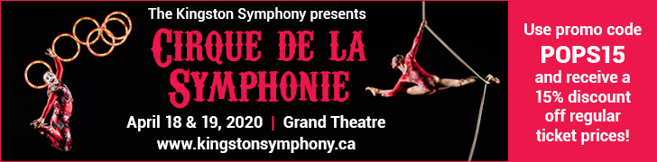 Kingston Symphony Cirque de la Symphonie