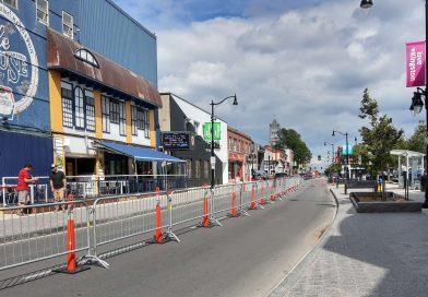 City CAO Lanie Hurdle explains changes to Love Kingston Marketplace