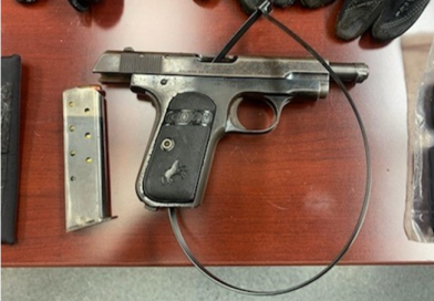 Fronteanc OPP report two firearms offences