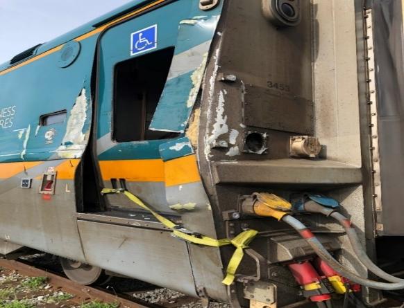 TSB releases investigation into Kingston train collision