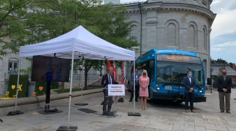 Over $47 million invested in Kingston's public and active transportation
