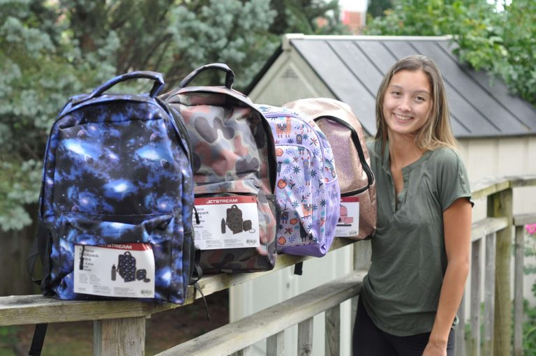 Local teen filling backpacks with school supplies for needy students – Kingston News