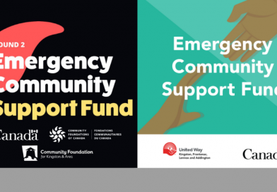 Emergency Community Support Fund applications accepted throughout October