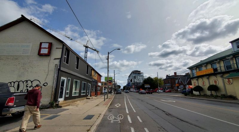 Letter: Response to the draft addendum to the Williamsville Main Street Study