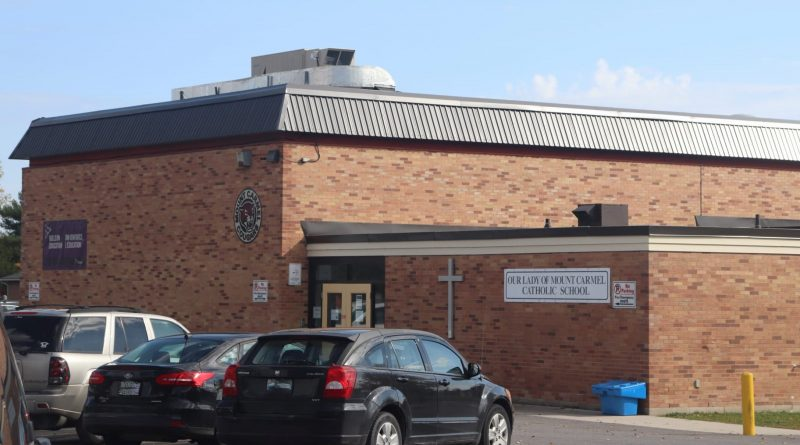 ALCDSB funding approved for new build at Our Lady of Mount Carmel site