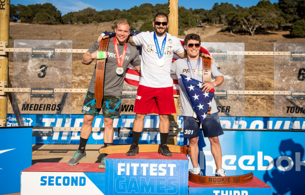 Sharbot Lake man proclaimed 'Fittest on Earth' for fifth consecutive year – Kingston News