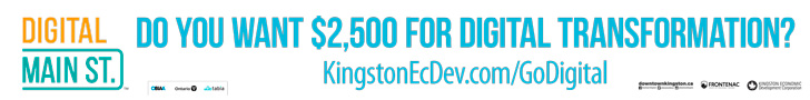 Kingston EcDev - Digital Main Street